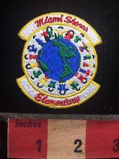Florida School Patch - MIAMI SHORES ELEMENTARY S77D