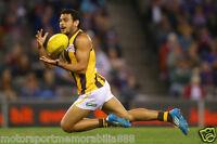 10X Cyril Rioli  6x4 AFL AUSTRALIAN FOOTBALL LEAGUE RULES HAWTHORN HAWKS