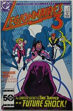 Legionnaires 3 #1 (Feb 1986, DC) Premiere Issue Mini Series (C1970)