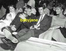 217 TAB HUNTER ANTHONY PERKINS IGNORE THEIR DATES PHOTO