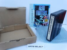AERO FIGHTERS 2 NEO GEO MVS NEOGEO ARCADE SNK ORIGINALE BOX KIT SERIAL MATCH