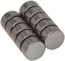 10 Neodymium Magnets 14 x 7 mm Disc N48 Rare Earth