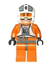 Lego Star Wars Rebel Pilot Y-Wing Dutch Vander sw0369 (From 9495) Minifigure New