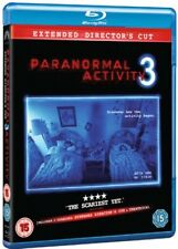 Paranormal Activity 3 - Blu-Ray - Extended Cut - Tod Williams