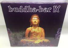 Buddha-bar IX (9) Ravin (George V Records) 2-Disc CD Box Set - Compilation - NEW