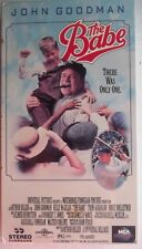 "VHS Movie-""The BABE""~John Goodman-There was Only ONE-New-Sealed~PG"