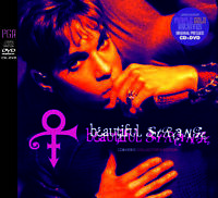 Prince Beautiful Strange Collector's Edition CD DVD 2 Discs Purple Gold Archives