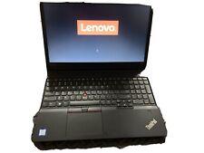 New listing Lenovo Thinkpad E580 - Intel Core i5 8th Gen / 8Gb Ram / 275Gb Ssd / Win 10 Pro