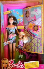 Rare Mattel Barbie Skipper & Chelsea Sisters fun photos 2012