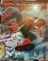 THE AMAZING SPIDERMAN 2  ALBUM ALL THE STICKERS TO COMPLETE ALBUM NEW
