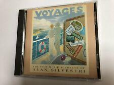 VOYAGES (Alan Silvestri) OOP 1995 Varese Soundtrack Score OST CD NM