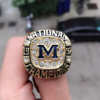 1997 Michigan Wolverines National Champions Ring Fan Gift !!