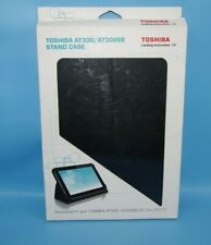 """Official Toshiba 10.1"""" Stand Case For Tablet PC Fits AT300 AT300SE New Black"""