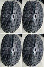 4 FOUR - 16x8.00-7 D-929 ATV Knobby Tires Tire DS7311 16x8-7 16/8-7 16x8x7