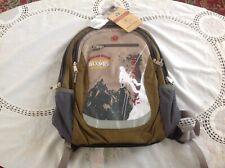 LL Bean Backpack Book Bag Unisex Mountain Rescue DGG Pack