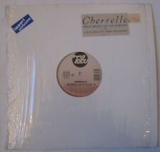 "CHERRELLE (MAXI 33T 12"")  WHAT CAN I DO FOR YOU"