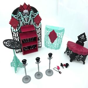 Monster high Frights Camera Action Premiere Red Carpet playset