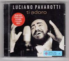 (GZ61) Luciano Pavarotti, Ti Adoro - 2003 CD