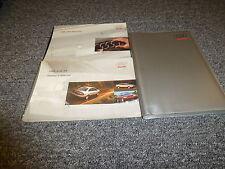 1998 Audi A4 Original Owner's Owners User Manual 1.8T Turbo 2.8 Quattro