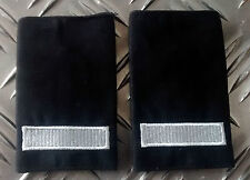 Genuine British Fire and Rescue Service Leading Firefighter LFF Epaulettes - NEW