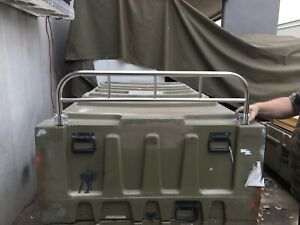 Folding Safety Rail Boat Bed Medical Workshop Caravan 930 Long 250 Mm High