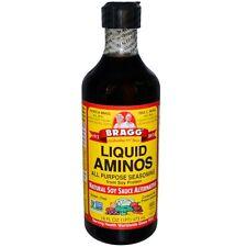 Bragg, Liquid Aminos, Natural Soy Sauce Alternative, 16 fl oz (473 ml)