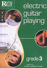 RGT Electric Guitar Playing Grade 3 Same Day FAST POST NEW Version Book Three