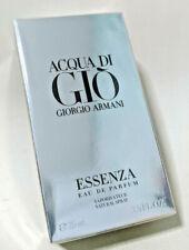 Giorgio Armani Acqua Di Gio Essenza Eau de Parfum 75ml 2.5oz spray Free Shipping