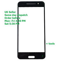 HTC A9 A9W LCD Front outer glass Touch Screen Lens for HTC one A9 A 9 5'' Black