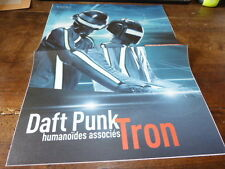 DAFT PUNK - Magazine !!! Les Inrockuptibles - 2010 !!! Special issue !!!