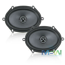 "*NEW* MOREL TEMPO ULTRA INTEGRA 572 5"" x 7"" 2-Way CAR AUDIO COAXIAL SPEAKERS 5x7"