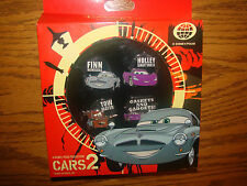 Disney Pixar CARS 2 Collection Limited Edition 2000 Pin Set With Mystery Pin NEW