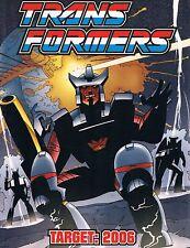 Transformers: Target 2006 by Simon Furman TPB 2002 Hasbro Titan