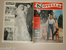 Novella=1957/44=MIKE BONGIORNO=MARISA ZOCCHI=JOLE VENEZIANI=DELIA SCALA=MODA=