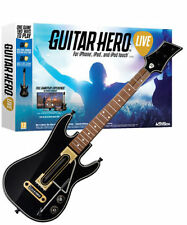 GUITAR HERO LIVE Game and Guitar Controller Bundle for APPLE TV iPhone iPad iOS