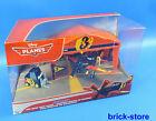 Mattel Disney Planes/ANTONIO aeroplano HANGAR / SET REGALO