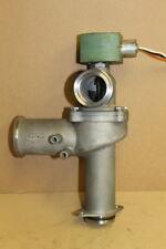 Asco Ev2796891 Solenoid Valve, Lng Lpg, Sanitary Flanged, 48Vdc