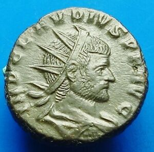 CLAUDIUS II AE ANT MILAN MINT (386V)