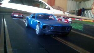 Scalextric 69 Mustang stockcar