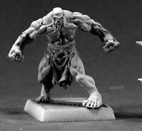 1 x GHAST NECROPOLIS -WARLORD REAPER miniature jdr rpg homme zombie undead 14502