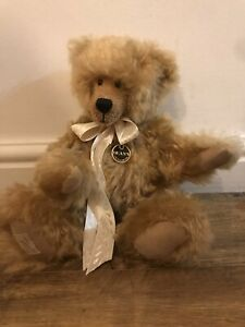 Deans Rag Book Conpany 'Helena' Bear. Rare. 14 Of 25. Teddy. Collectors. 13 Inch