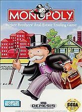 Sega Genesis Monopoly Game Brand New, Unopened, Sealed