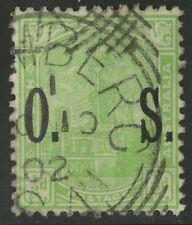 South Australia   1900   Scott # O 77   Used