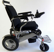 Portable Handicap Foldable Wheelchair Electric Power Propelled Lightweight New