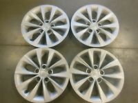 """Factory Toyota Camry Hubcaps Wheel Covers 2015 2016 16"""" Set of 4 #61175 #1"""