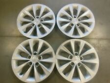 "Factory Toyota Camry Hubcaps Wheel Covers 2015 2016 16"" Set of 4 #61175 #1"