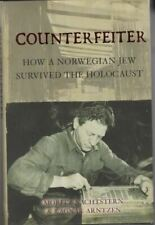 Counterfeiter: How a Norwegian Jew survived the Holocaust : Moritz Nachtstern