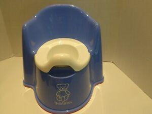 Baby Bjorn Smart Potty Seat Blue