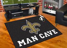 New Orleans Saints Rug Mat Nfl Fan Arel Souvenirs For