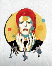 David Bowie - Key Holders - 22 cm in diameter mdf vinyl/plot w/box - Argentina